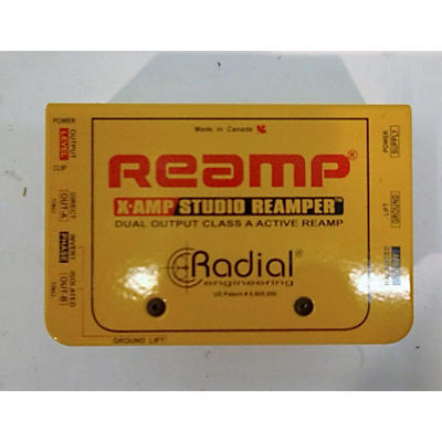 Radial Engineering X-AMP REAMP Direct Box