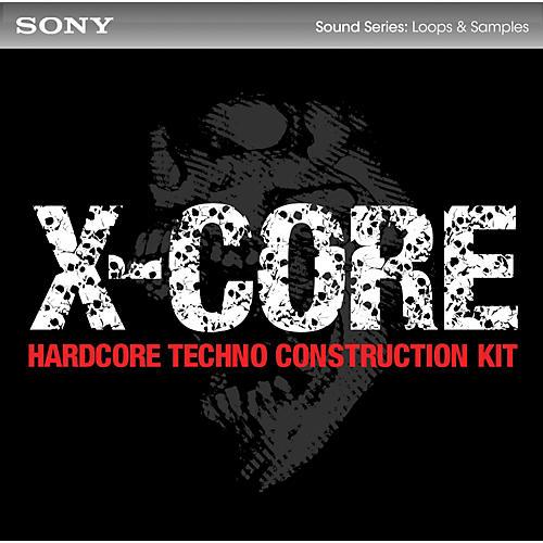 Sony X-Core: Hardcore Techno Construction Kit