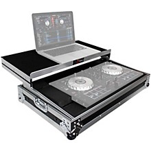 ProX X-MXTSBLT ATA Style Flight Road Case with Sliding Laptop Shelf for Pioneer DDJ-SBII, DDJ-RB  and Numark Mixtrack Pro II DJ Controllers
