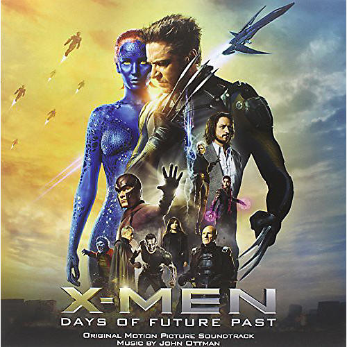 Alliance X-Men: Days Of Future Past (Original Soundtrack)