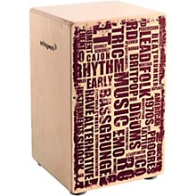 X-One Series Cajon Large Styles