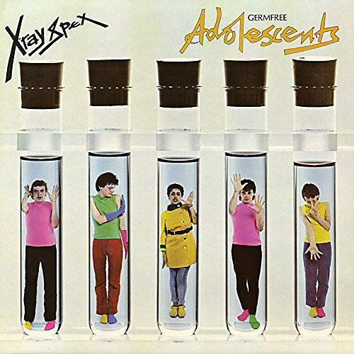 Alliance X-Ray Spex - Germfree Adolescents