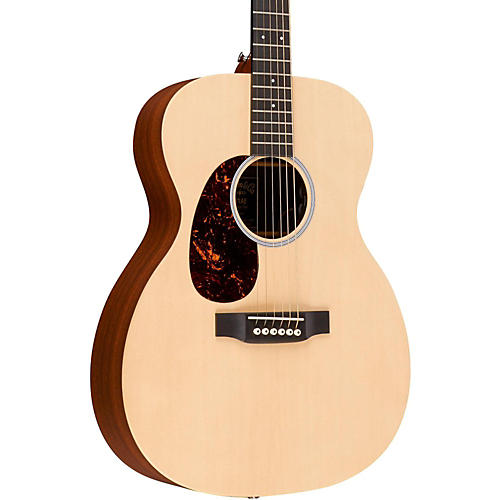 martin x series 000xae l auditorium left handed acoustic electric guitar natural musician 39 s friend. Black Bedroom Furniture Sets. Home Design Ideas