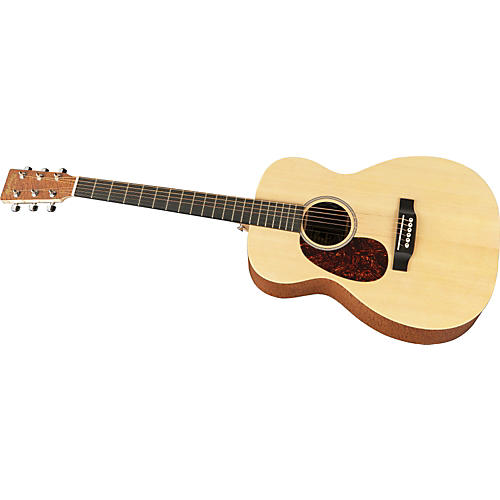 Martin X Series 00X1AE Java Mah Left-Handed Acoustic-Electric Guitar