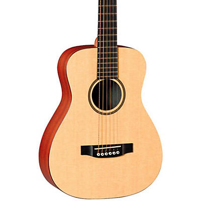 Martin X Series 2015 LXME Little Martin Acoustic-Electric Guitar