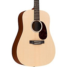 Martin X Series Custom X1-DE Dreadnought Acoustic-Electric Guitar