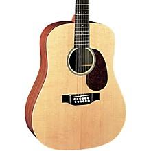 Open BoxMartin X Series D12X1AE Dreadnought 12-String Acoustic-Electric Guitar