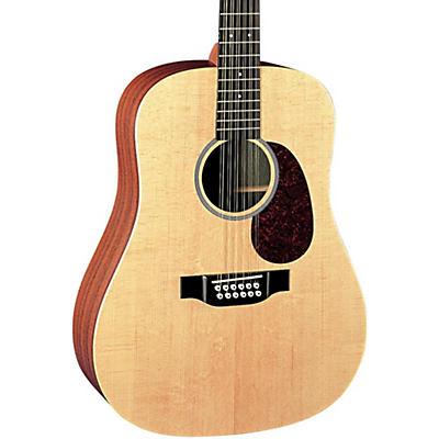 Martin X Series D12X1AE Dreadnought 12-String Acoustic-Electric Guitar