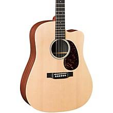Open BoxMartin X Series DCX1AE Dreadnought Acoustic-Electric Guitar
