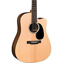 Martin X Series DCX1AE Macassar Dreadnought Acoustic-Electric Guitar