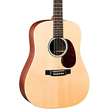 Open Box Martin X Series DX1AE Dreadnought Acoustic-Electric Guitar