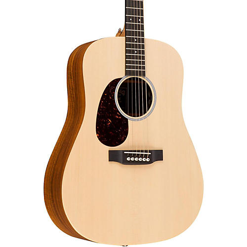 Martin X Series DX1KAE-L Dreadnought Left-Handed Acoustic-Electric Guitar