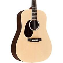 Open BoxMartin X Series DX1RAE-L Dreadnought Left-Handed Acoustic-Electric Guitar