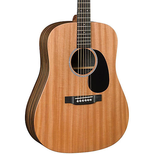 Martin X Series DX2AE Macassar Dreadnought Acoustic-Electric Guitar
