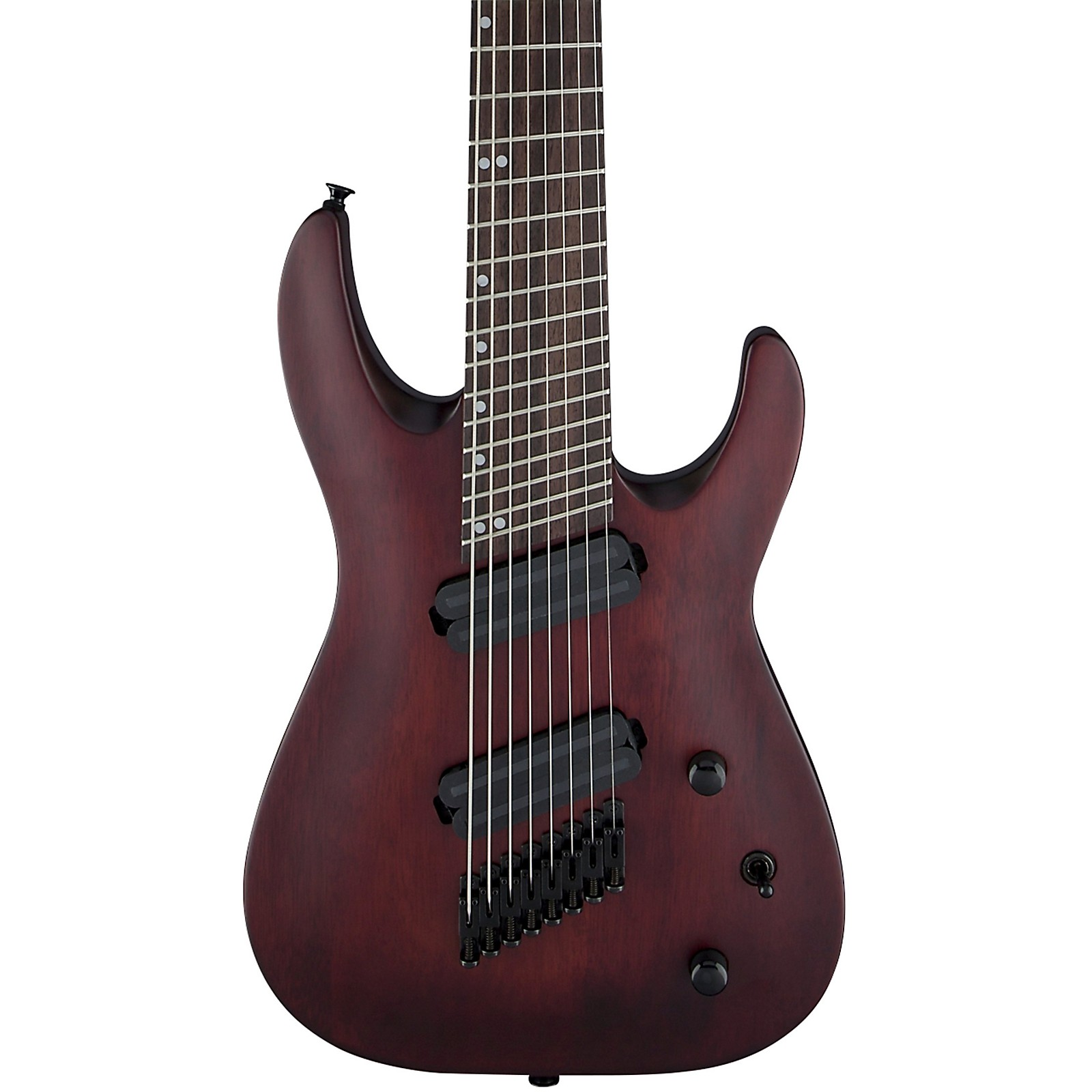 Jackson X Series Dinky Arch Top DKAF8 MS 8-String Multi-Scale Electric Guitar