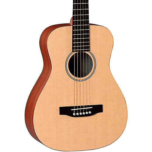 martin x series lx little martin acoustic guitar natural musician 39 s friend. Black Bedroom Furniture Sets. Home Design Ideas