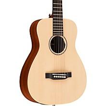 Open BoxMartin X Series LX1E Little Martin Left-Handed Acoustic-Electric Guitar