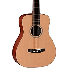 Open Box Martin X Series LXME Little Martin Acoustic-Electric Guitar