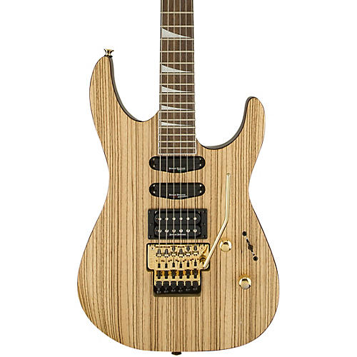 Jackson X Series Soloist SL3X Zebrawood Electric Guitar