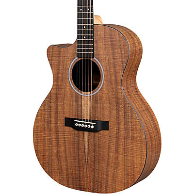 Martin X Series Style Special GPC KOA HPL Left-Handed Acoustic Electric guitar