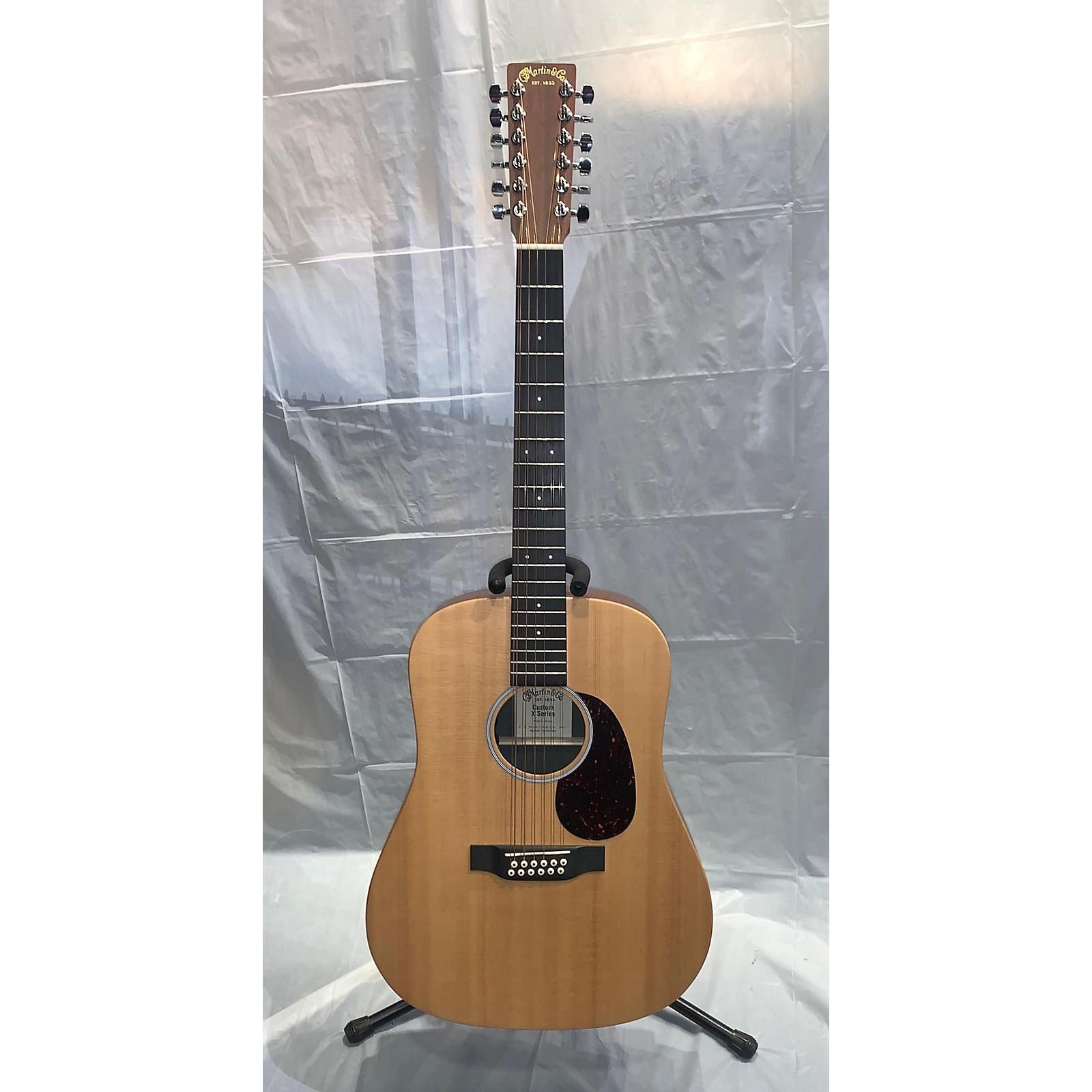 Martin X Series X1D12E 12 String Acoustic Guitar