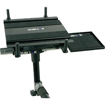 Quik-Lok LPH-X Universal Laptop Moiunt for X-Stands