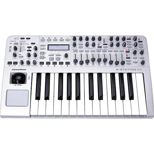 Novation X-Station 25 MIDI Controller