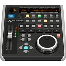 Open BoxBehringer X-TOUCH ONE, Universal Control Surface with Touch-Sensitive Motor Fader and LCD Scribble Strip