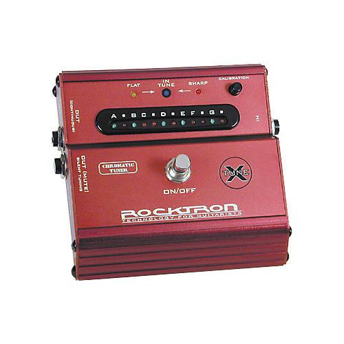 Rocktron X-Tune Guitar Tuner Stomp Box