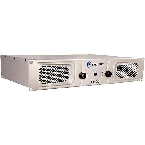 X1000 Stereo 2x300W Power Amp