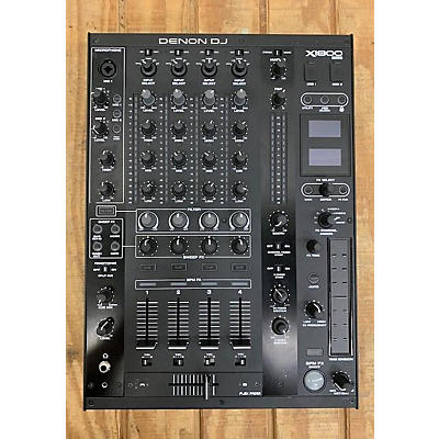 Denon DJ X1800 DJ Mixer
