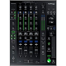 Denon DJ X1800 Prime 4-Channel Club Mixer