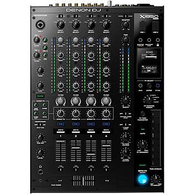 Denon DJ X1850 Prime 4-Channel Club Mixer