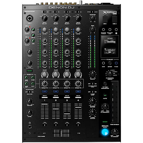 Denon X1850 Prime 4-Channel Club Mixer