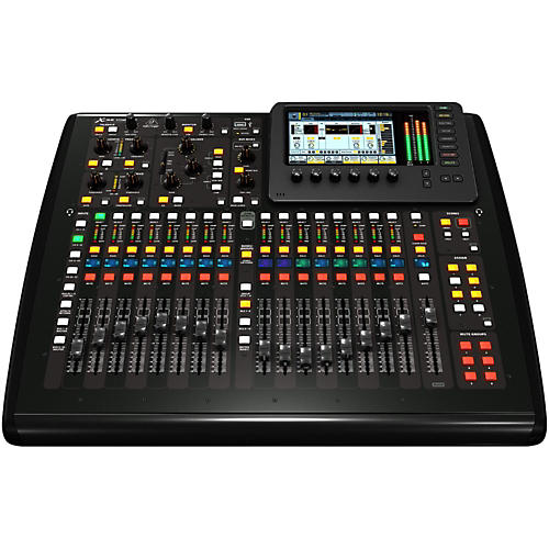 behringer x32 compact digital mixer musician 39 s friend. Black Bedroom Furniture Sets. Home Design Ideas