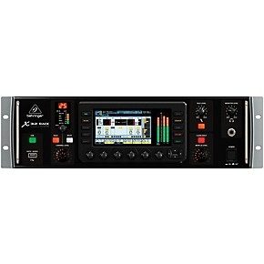 behringer x32 rack digital mixer musician 39 s friend. Black Bedroom Furniture Sets. Home Design Ideas
