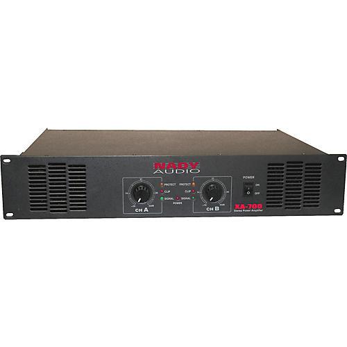 Nady XA-700 Stereo Power Amplifier