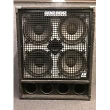 Genz Benz XB 410 Bass Cabinet