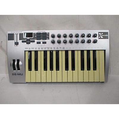 E-mu XBOARD 25 MIDI Controller