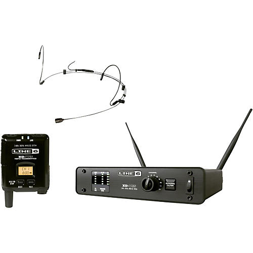 Line 6 XD-V55HS Digital Wireless Headset Microphone System Condition 1 - Mint