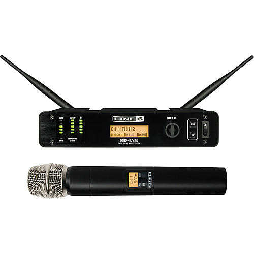 Line 6 XD-V75 Digital Wireless Handheld Microphone System