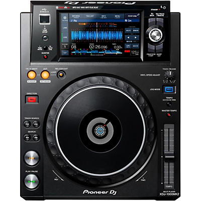 Pioneer DJ XDJ-1000MK2 Digital Performance Multi-Player