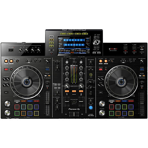 Pioneer XDJ-RX2 Professional DJ Controller with Touchscreen Display and Rekordbox Integration
