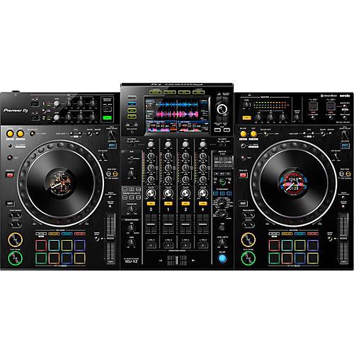 Pioneer XDJ-XZ 4-Channel Standalone Controller for rekordbox dj and Serato DJ Pro