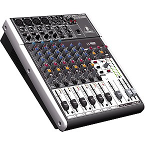 Behringer Xenyx 1204usb Usb Mixer Musician S Friend