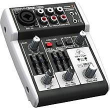 Open BoxBehringer XENYX 302USB Mixer