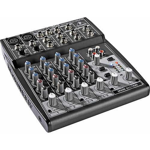 Behringer XENYX 802 SR Mixer