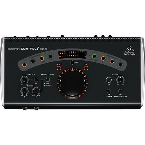 Behringer XENYX CONTROL1USB Studio Control & Communication Center