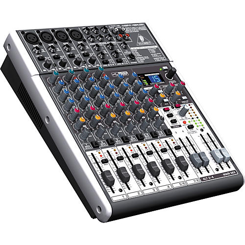 Behringer XENYX X1204USB USB Mixer with Effects Condition 1 - Mint