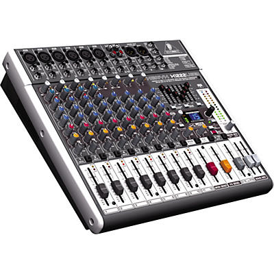 Behringer XENYX X1222USB USB Mixer with Effects
